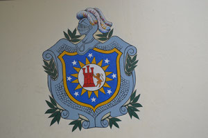 Escudo de la universidad