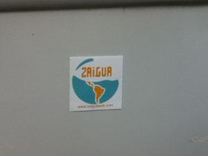 Sticker 7cm x 7 cm