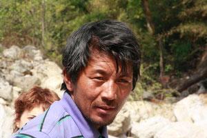 Phu Tsering (décédé dans le séisme d'Avril 2015)