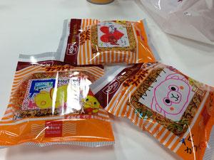 超好玩。讓我想起幼稚園同學的workshop。with Cranky先生&YOSHICO小姐。