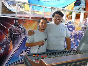 SONIDO EXTASIS COLOMBIANO Y EL FAFY