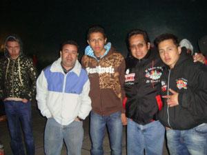 MI COMPADRE ALEX SONIDO HIPNOSIS Y DJ KB