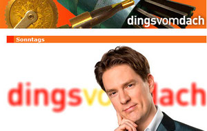 dingsvomdach vom Hessischen Rundfunk, Sonntag 22;45 Uhr