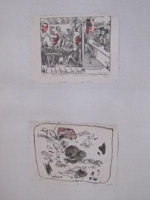 Kooperation mit dem serbischen Künstler Nikola Nikoletic