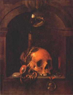 Pieter van Roestraten-Vanitas-