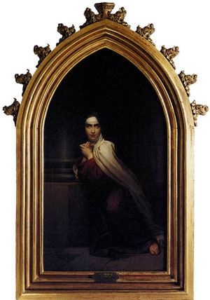 Santa Teresa de Ávila (François Gérard)