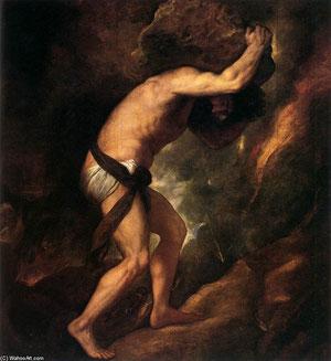 Sisifo Tiziano Vecellio