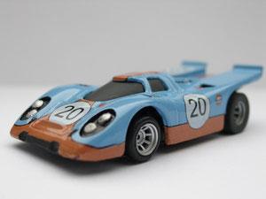 Faller AMS AURORA AFX Porsche 917k Gulf #20