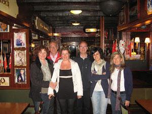 OLD COMERCIAL ROOM HAMBURG DELEGACIÓN ESPAÑOLA 2011