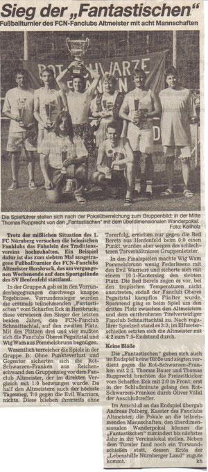 Altmeister-Fußballturnier