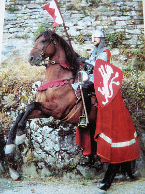 Siège d'Hautpoul en avril 1212 par Simon de Montfort