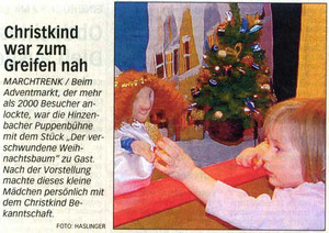 Welser Rundschau 10.12.2003