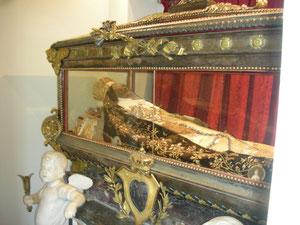 Urna della Beata Maria Bagnesi