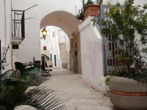 Fasano - Street
