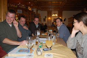 Bild von der Vereinsgründung 28.10.2008