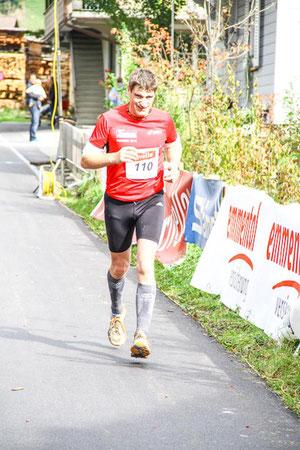 Küsu, Napfmarathon 2012