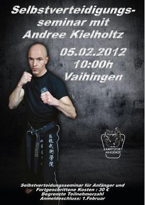 Seminar Andree Kielholtz