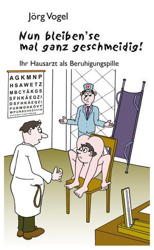 Zweites Buch von Dr. Jörg Vogel- erhältlich überall für € 9.90 - nicht mal eine Praxisgebühr