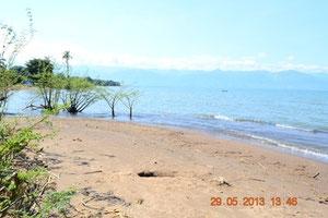 Mwaya beach