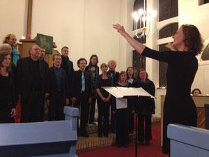 Bei der Nacht der Kirchen am 15. September 2012 in der Eben-Ezer Kirche in Eppendorf