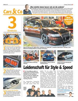 Wann & Wo Ausgabe vom 17.3.2013