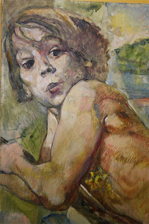 Visitez l'atelier-galerie de Jean-François Comte, proche de Paris, dans l'Oise, à Saint Germer de Fly, proche de Gerberoy