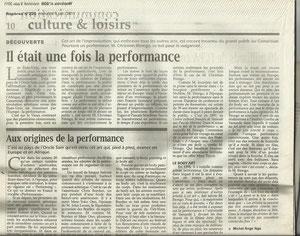 article journal Repères,2011