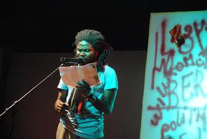Vilains Moutons,Lecture- performance,2011