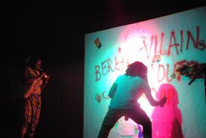 Vilains Moutons,Lecture-Performance,2011