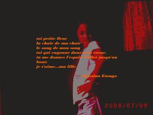 Blood of my Blood,2008,Christian Etongo,Copyright