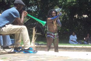 Urban Jungle,Performance 2012,Johannesburg