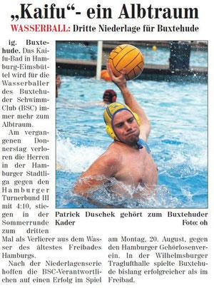 Neue Buxtehuder Wochenblatt vom 15.08.2012