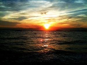 森戸海岸2010夏