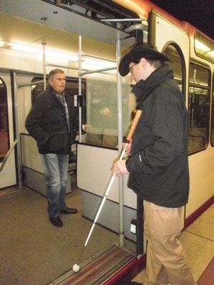 U-Bahn Training