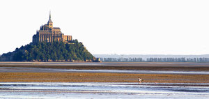 Bay of Mount Saint Michel