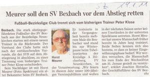 Saarbrücker Zeitung vom 19.01.2011
