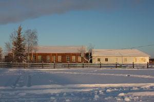 Здание новой начальной школы