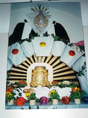 Heiliges Grab in der Auer Pfarrkirche