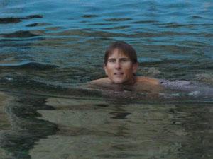 Bain de source