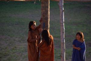 Voyage dans les communautés natives