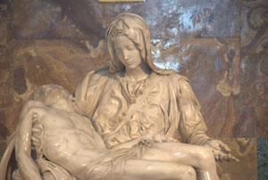 La Pieta de Michel- Ange