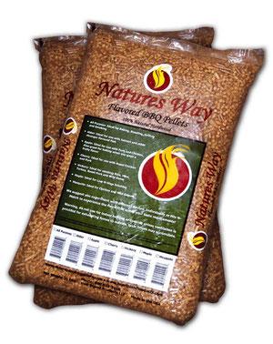 BBQ-Holzpellets für Holzpelletgrills