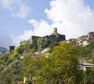 UNESCO-Weltkulturerbestadt Gjirokastra