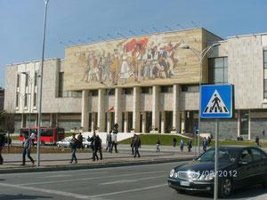 National Museum,Tirana