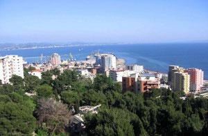 Albania Poludniowa.