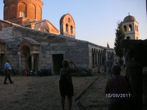 Apollonia, Bizantinische Kloster 11.Jh.