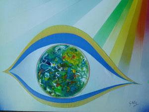 Pollock's Vision