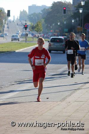Bilder vom 5. Schlaubetal Marathon, Eisenhüttenstadt