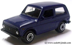 Welly Lada Niva 1:64