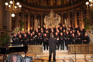 Internationales Chorfestival Paris (La Madeleine) 26.01.2013